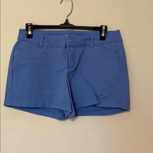 Old Navy Pixie Periwinkle Shorts